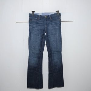 Gap sexy boot womens jeans size 10 x 37 X Long